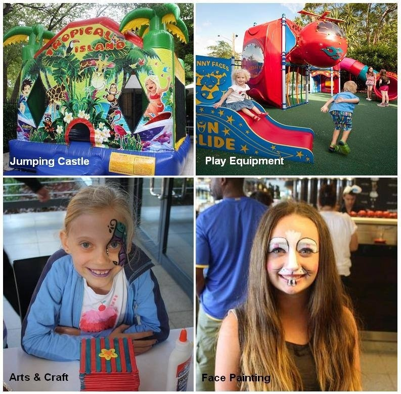 Kids Face Paint Fun Games Family Free Hotel Activities