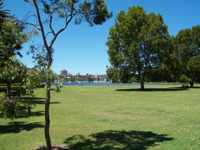 North Harbour Reserve, park, playground, Balgowlah, Seaforth