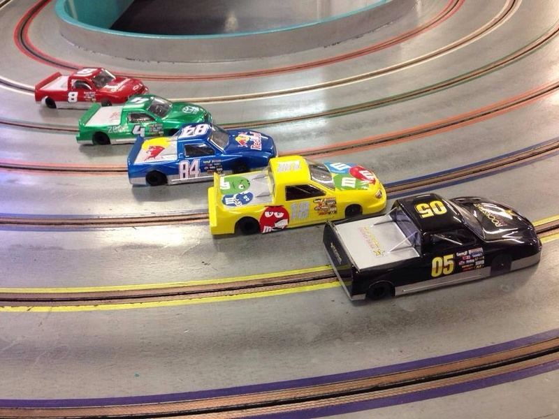 Slot Car Racing Sydney