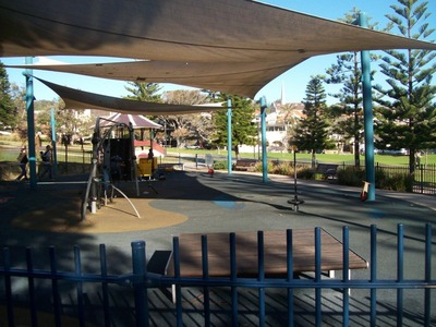 Darling Harbour Playground, Darling Quarter Playground