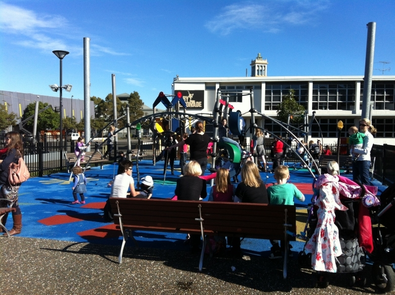 The Entertainment Quarter, School Holiday Fun, Flymotion, Plaster Painting, Playground  - The Entertainment Quarter – School Holiday Fun