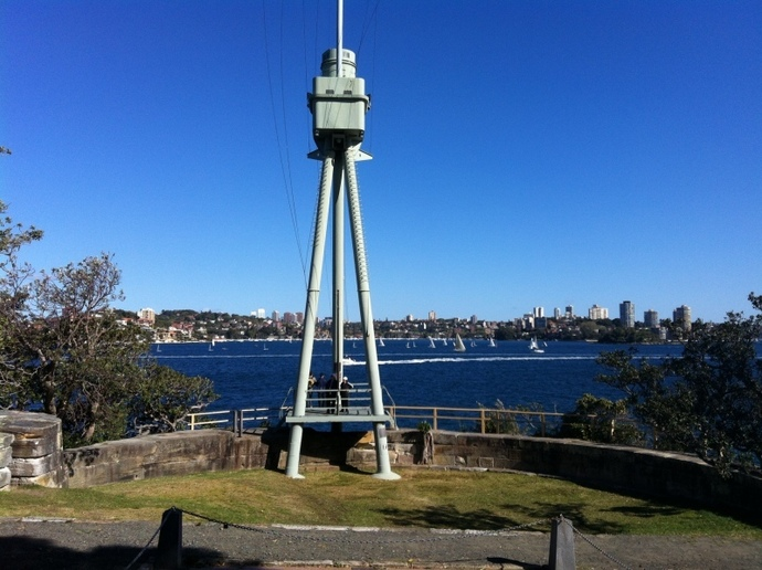 Ashton Park, Bradleys Head, Mosman, Sydney Harbour