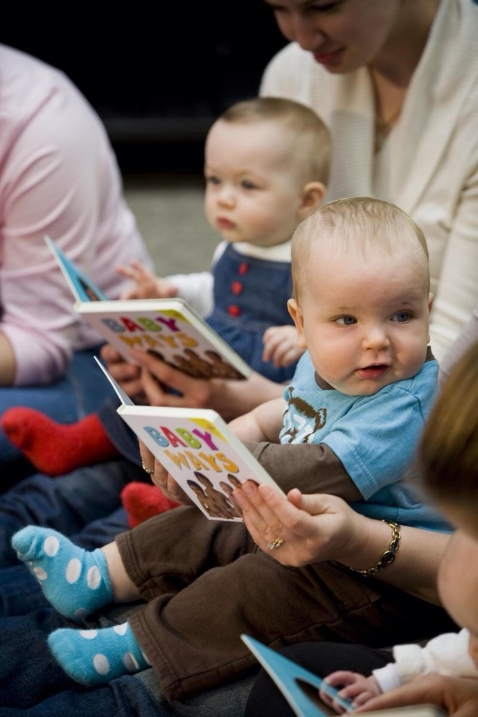 Baby, kids, parents, grandparents, caregivers, reading, singing, instruments, books, songs