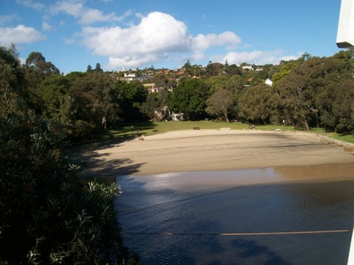 beach, park, playground, Kogarah Bay