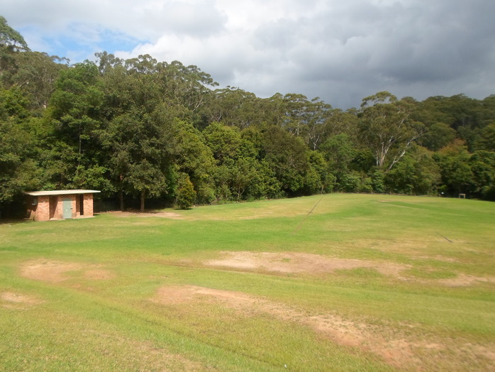 browns field, browns field wahroonga, wahroonga oval,