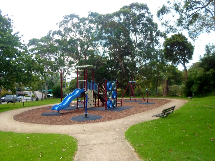 carden avenue park, carden avenue park wahroonga, wahroonga parks,