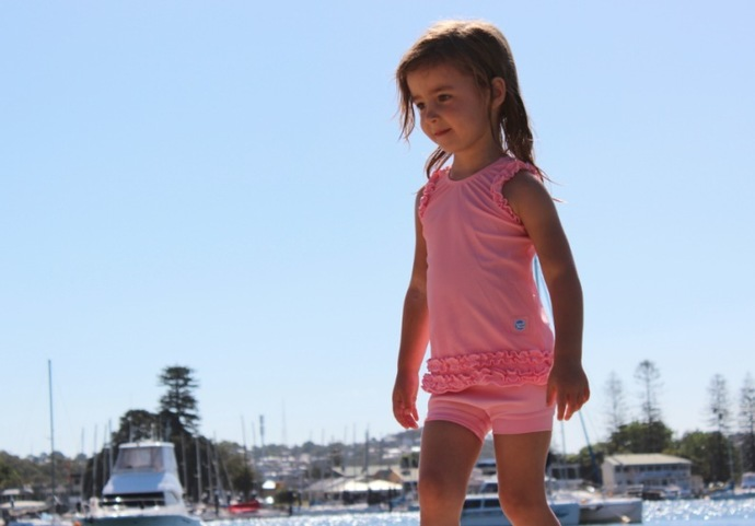 children's swimwear, kids swimwear, baby swimwear, water nappy, disabled swimwear