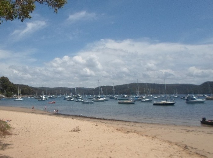 clareville beach, clareville, pittwater beaches, northern beaches family
