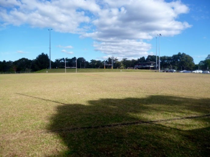 cliff oval north wahroonga