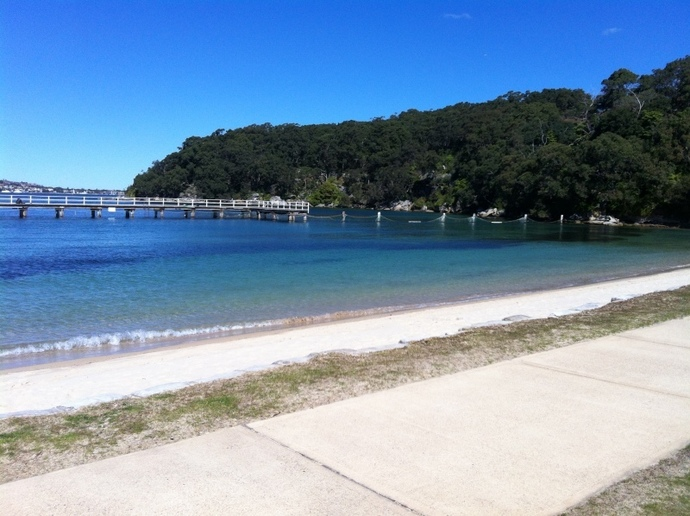 Clifton Gardens, Chowder Bay, Mosman, park, playground, beach
