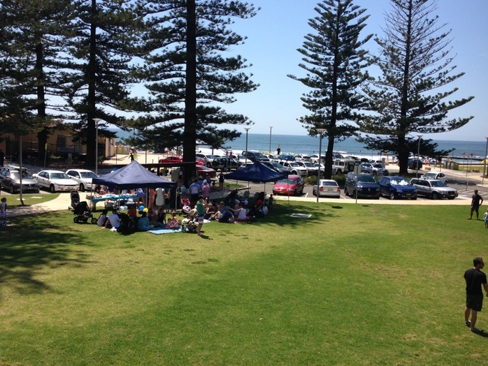 Collaroy Beach, beach, park, playground, BBq, picnic, swimming