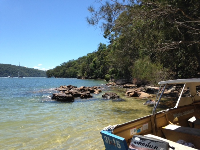 Cottage Point Kiosk - Boat Hire - Hallett's Beach