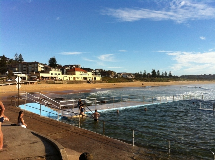 South Curl Curl Beach Cafe