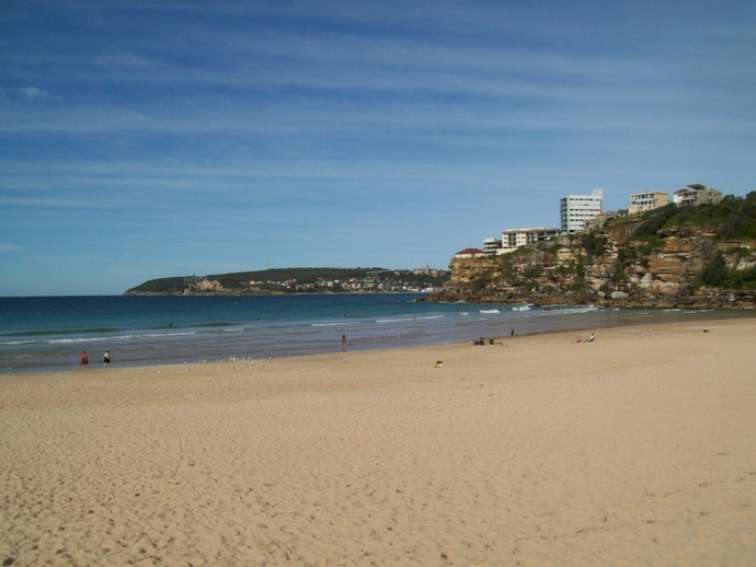 Freshwater Beach, Harbord Beach, family beach