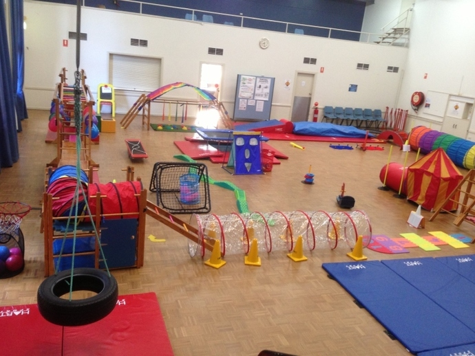 Gymbaroo, play centre