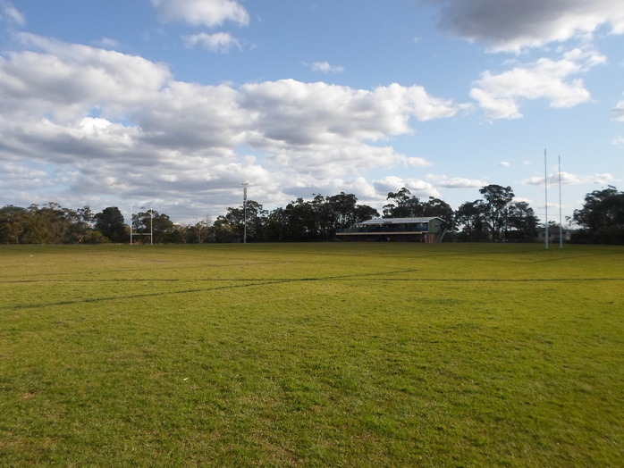 hassell park, hassell park st ives, st ives ovals, st ives sportsground