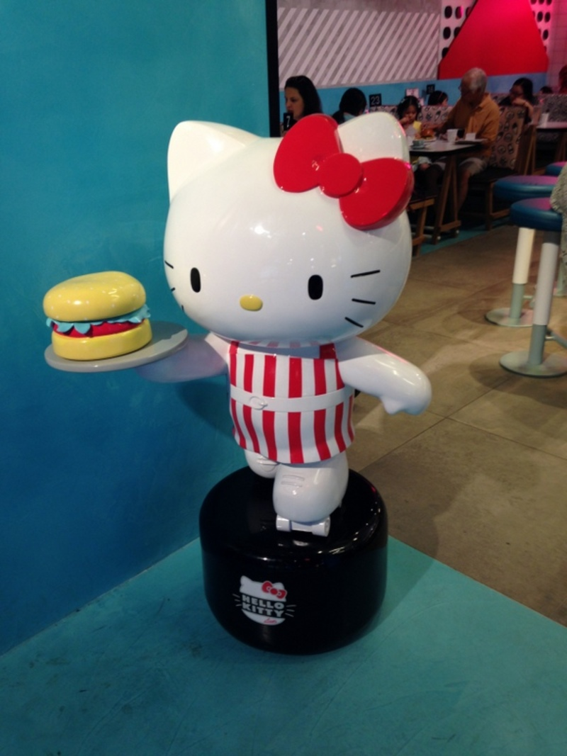 Hello Kitty Diner