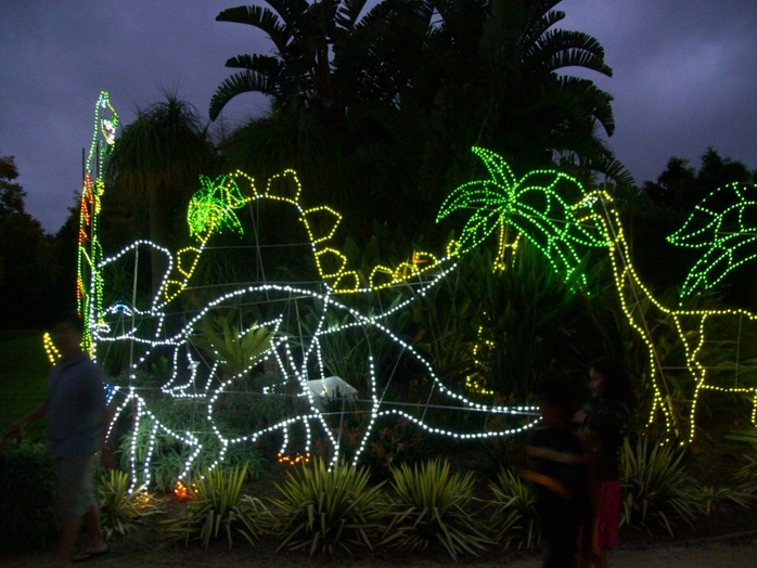 Hunter Valley Gardens, Hunter Valley Gardens Christmas Lights