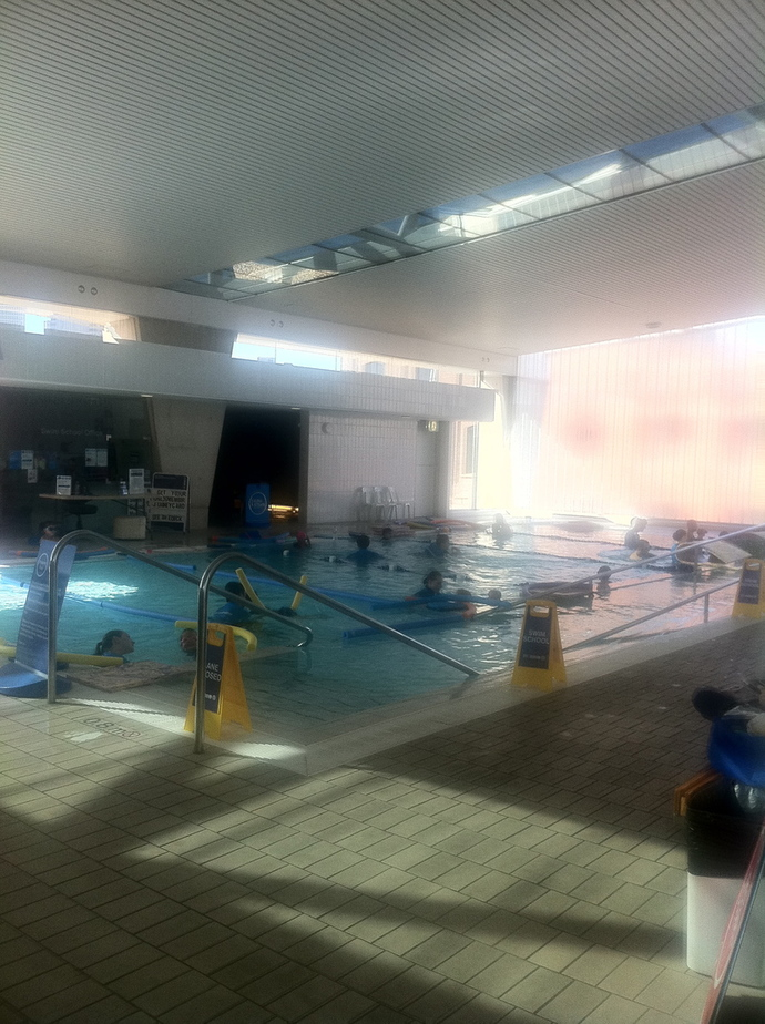 ian thorpe aquatic centre, kids