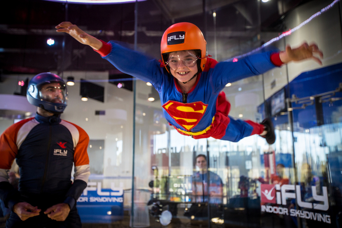 Ifly - courtesy of Ifly Sydney