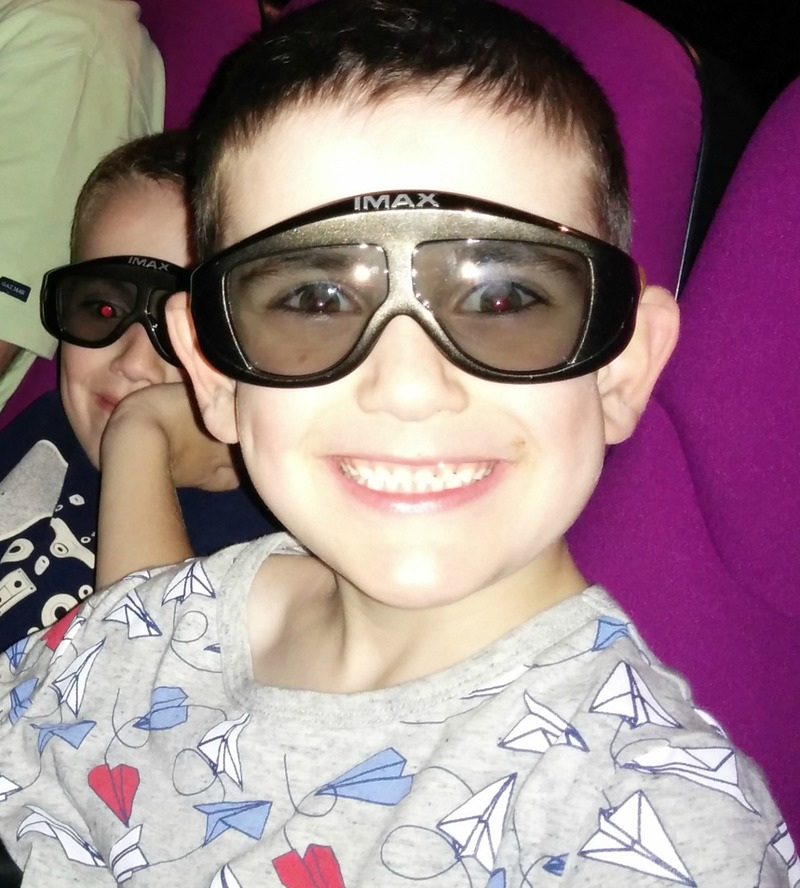 Humpback Whales 3D at the Imax Cinema