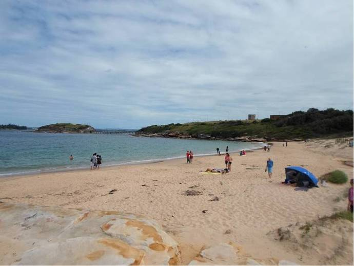 Kamay Botany Bay National Park, botany bay, beach, congwong, la perouse, kids