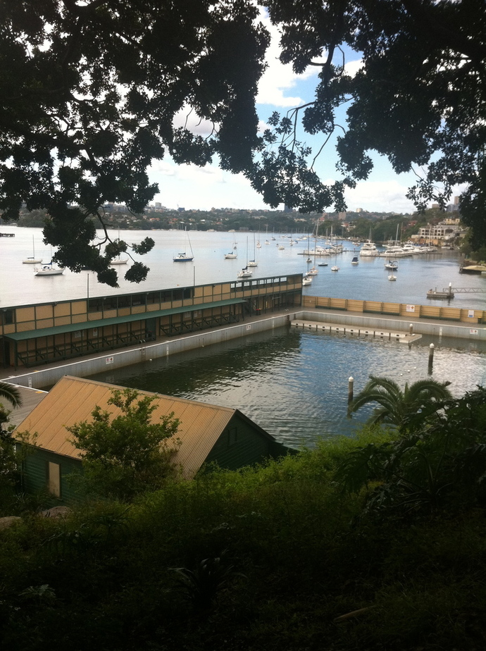 kid friendly activities in balmain, dawn fraser baths