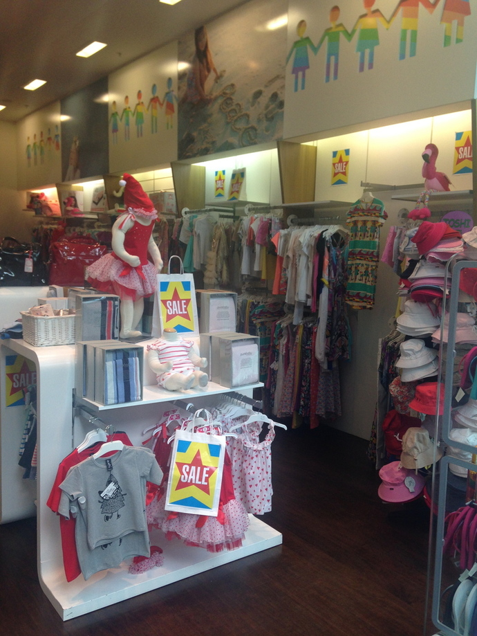 kids clothes shopping westfield bondi junction, westfield bondi junction, kids westfield bondi junction