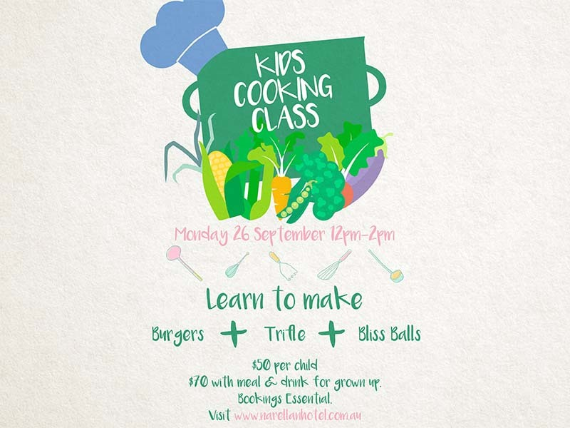 Kids Cooking Class