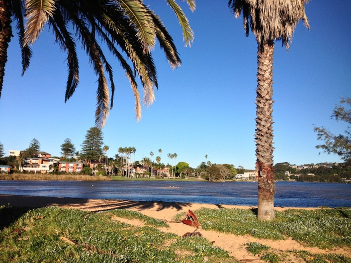 Lakeside Park, Narrabeen Lakes, North Narrabeen, Narrabeen Beach