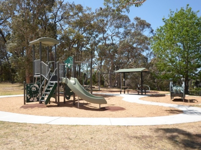 leonora close park, hornsby heights, playground, kids, northern sydney
