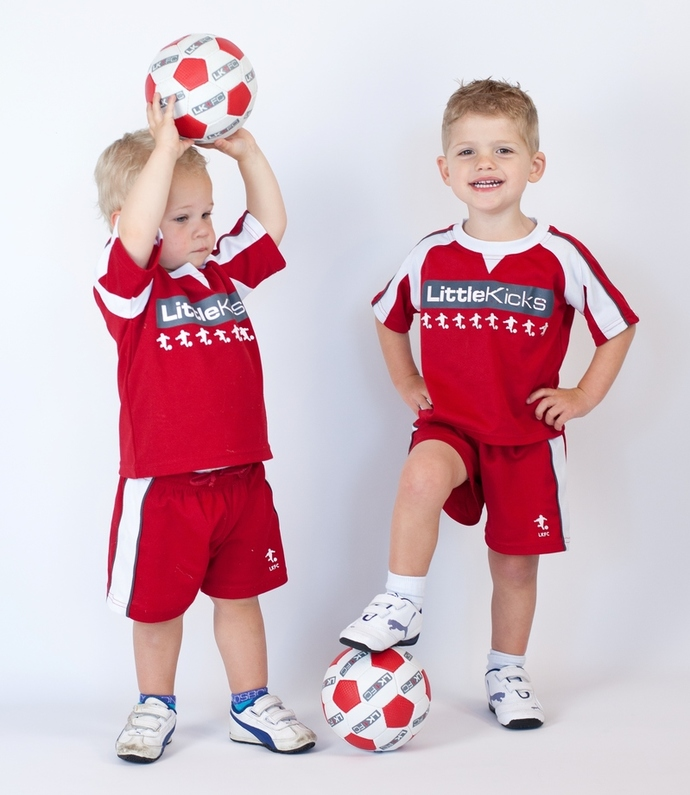Little Kickers, soccer, football, children sport