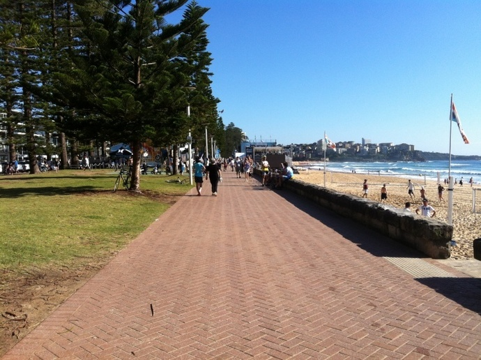 Manly Beach, Manly, Beach, Manly Cove, Family Beach, Summer