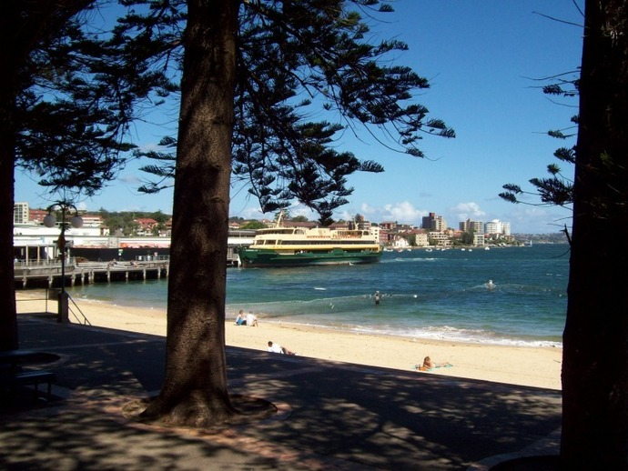Manly, Manly Beach