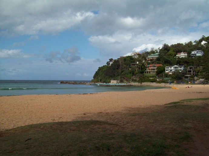 Palm Beach, beach, playground, bbq, rockpool