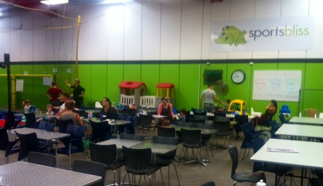 Play, play area, indoor play, fun, family, kids, children, sports, net  - AquaBliss, SportsBliss & Soft play centre