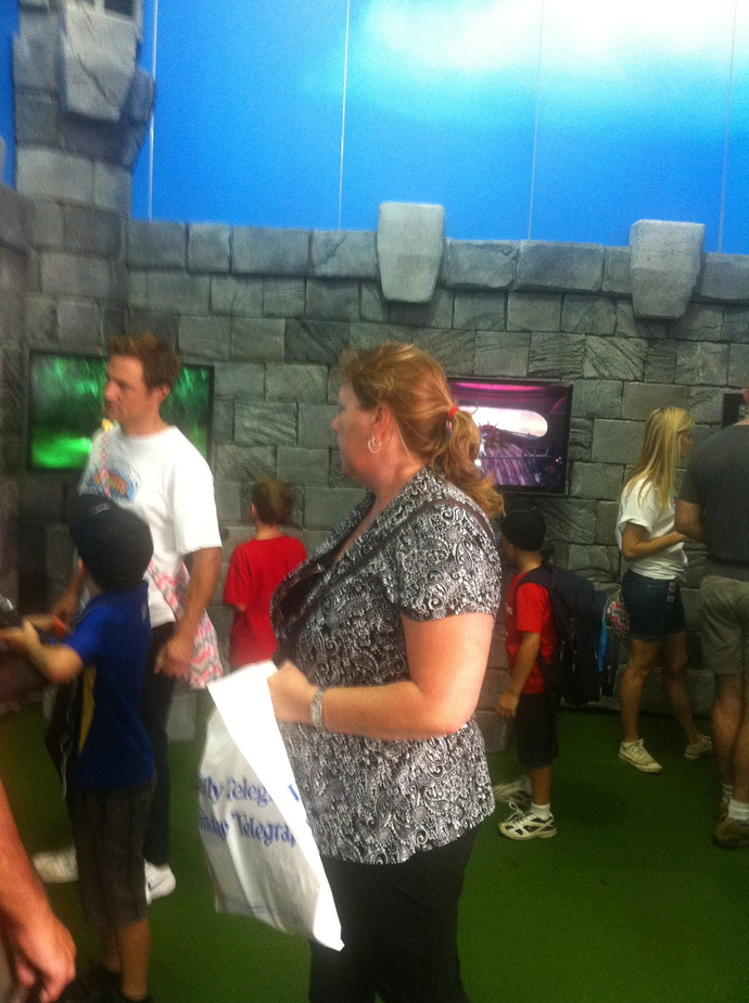 skylander giants, kids world, sydney royal easter show