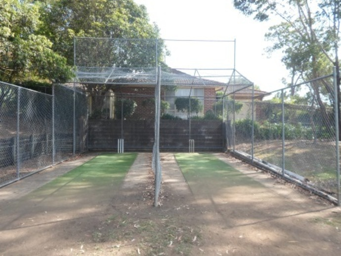 storey park cricket nets hornsby