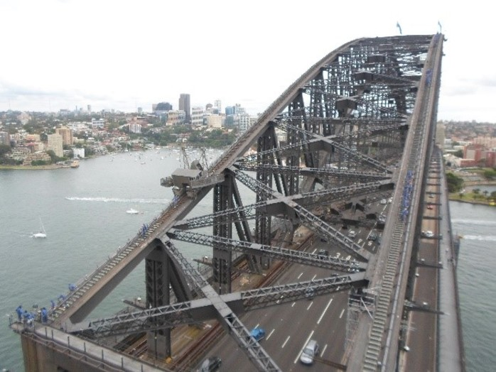 sydney harbour bridge, bridgeclimb, bridgeclimb sydney harbour bridge, climb sydney harbour bridge