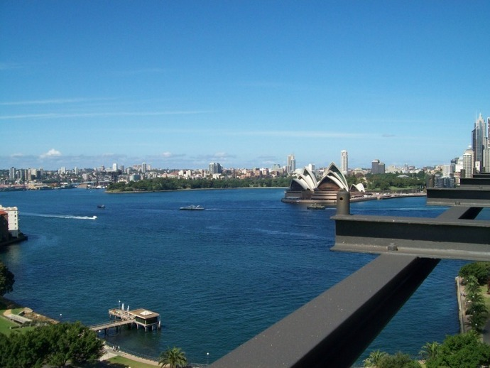 Sydney Harbour Bridge, Harbor Bridge, Opera House, Sydney Harbour
