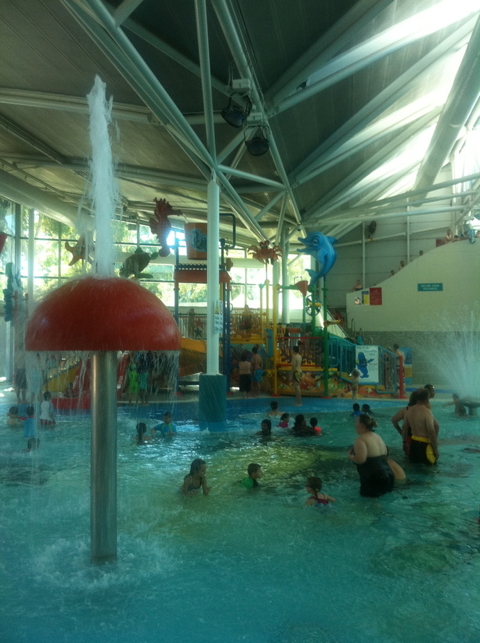 Sydney Olympic Park Aquatic Centre Kids