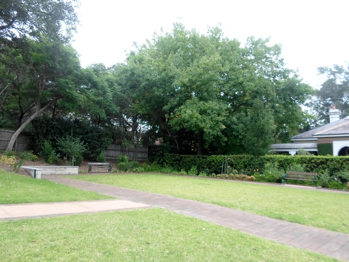 the briars park, balcombe park, wahroonga park, heritage park wahroonga