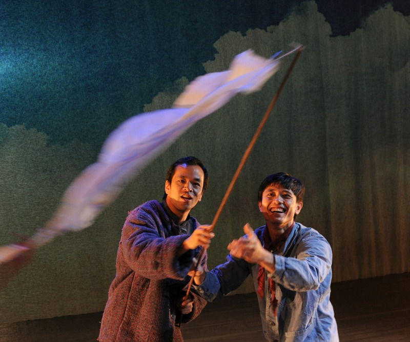 The Peasant Prince by Monkey Baa Theatre
