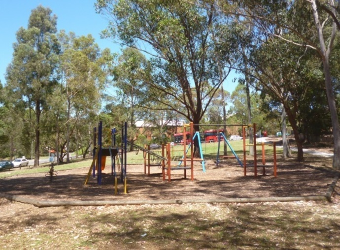 trafalgar reserve, marsfield, play equipment, playground, kids, children