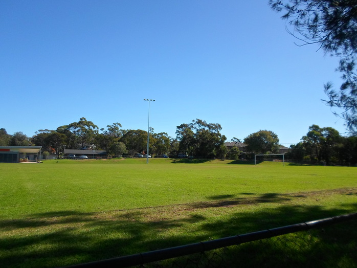 warrimoo oval, st ives chase oval, st ives sportsground