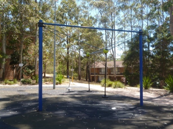 waterloo park, marsfield, playground, ryde, kids