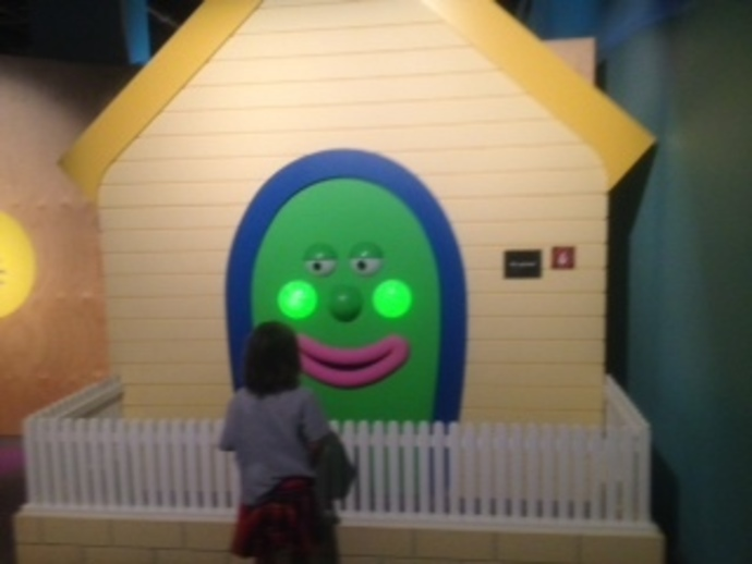 Wiggles house